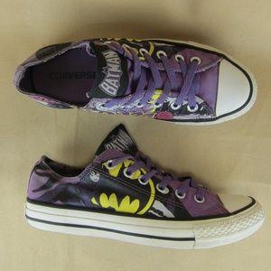 Converse Batgirl Batman US 7 EU 37.5 Women Sneaker